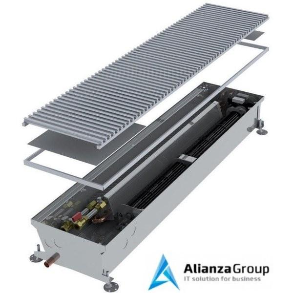 Внутрипольный конвектор длиной 30 см - 1 м Minib COIL-HC 1000