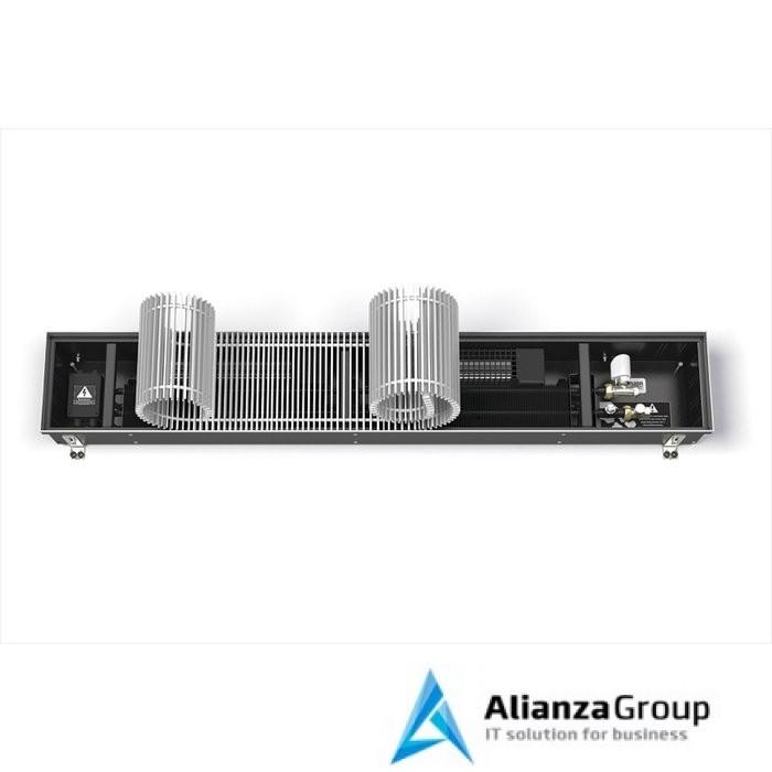 Внутрипольный конвектор длиной 2,1 м - 3 м Varmann Qtherm ECO 230x90x2800