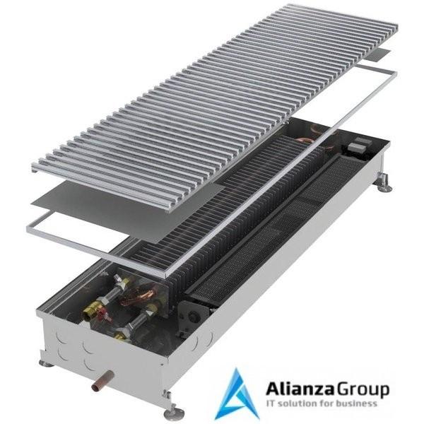 Внутрипольный конвектор длиной 30 см - 1 м Minib COIL-MO 1000