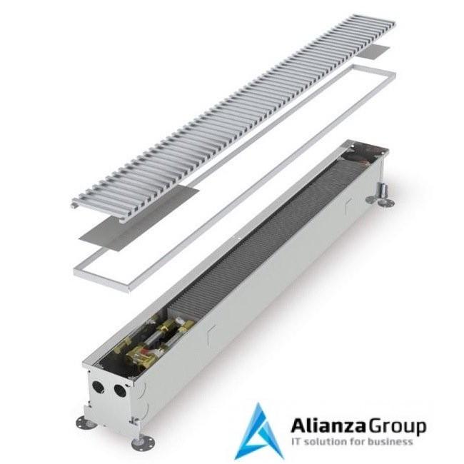 Внутрипольный конвектор длиной 2,1 м - 3 м Minib COIL-KT0 2500