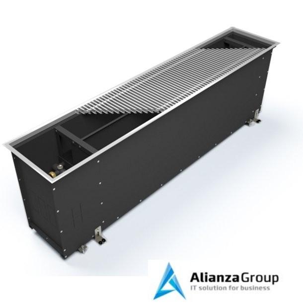 Внутрипольный конвектор длиной 1,1 м - 1,5 м Varmann Ntherm Maxi 300x300x1200
