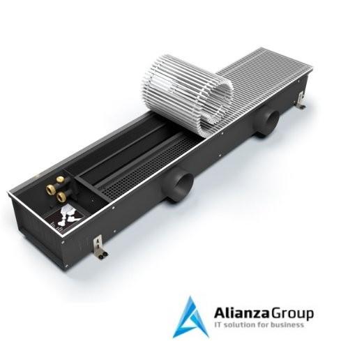 Внутрипольный конвектор длиной 1,1 м - 1,5 м Varmann Ntherm Air 300x150x1250