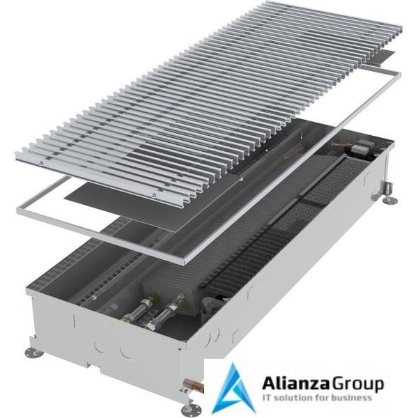 Внутрипольный конвектор длиной 30 см - 1 м Minib COIL-KO2 1000
