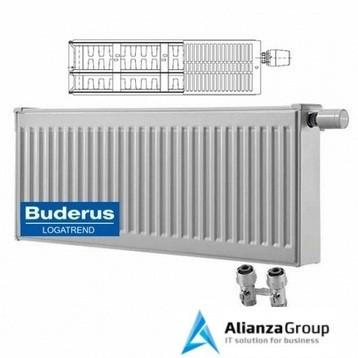 Стальной панельный радиатор Тип 33 Buderus Радиатор VK-Profil 33/400/1200, re (18) (C)