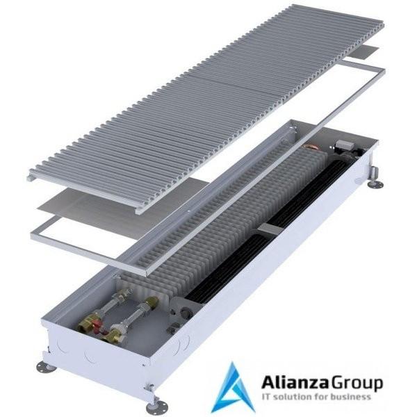 Внутрипольный конвектор длиной 1,6 м - 2 м Minib COIL-KT3 2000