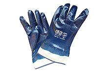 Перчатки нитриловые BLUE DEEP