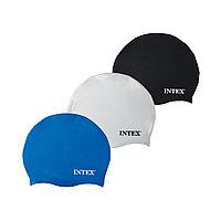 Шапочка для плавания INTEX 8+ (55991)