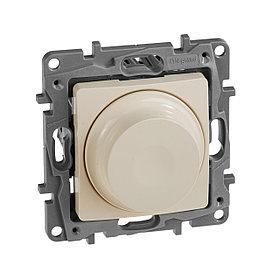 Светорегулятор 300Вт пов.  ETIKA (Слнк) /672319/