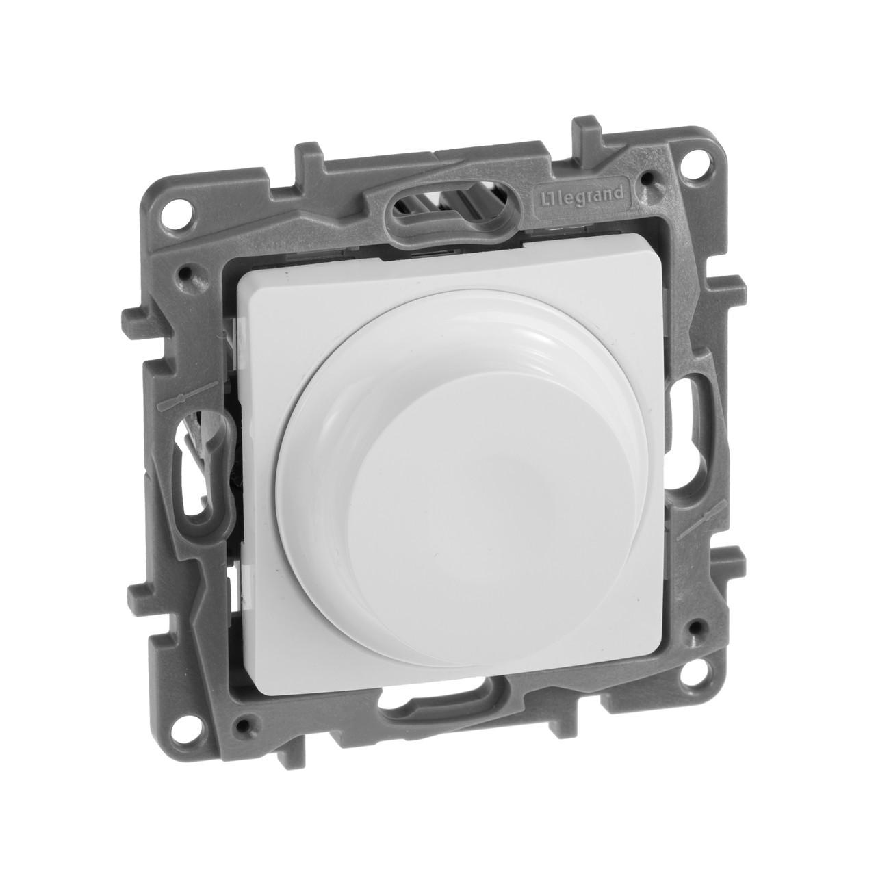 Светорегулятор 300Вт пов. ETIKA (бел) /672219/