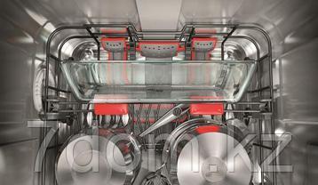 Встраиваемая посудомойка 45 см Whirlpool WSIO 3O23 PFE X, фото 3