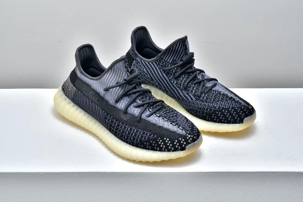 Adidas Yeezy Boost 350 V2 Carbon (36-46) - фото 7