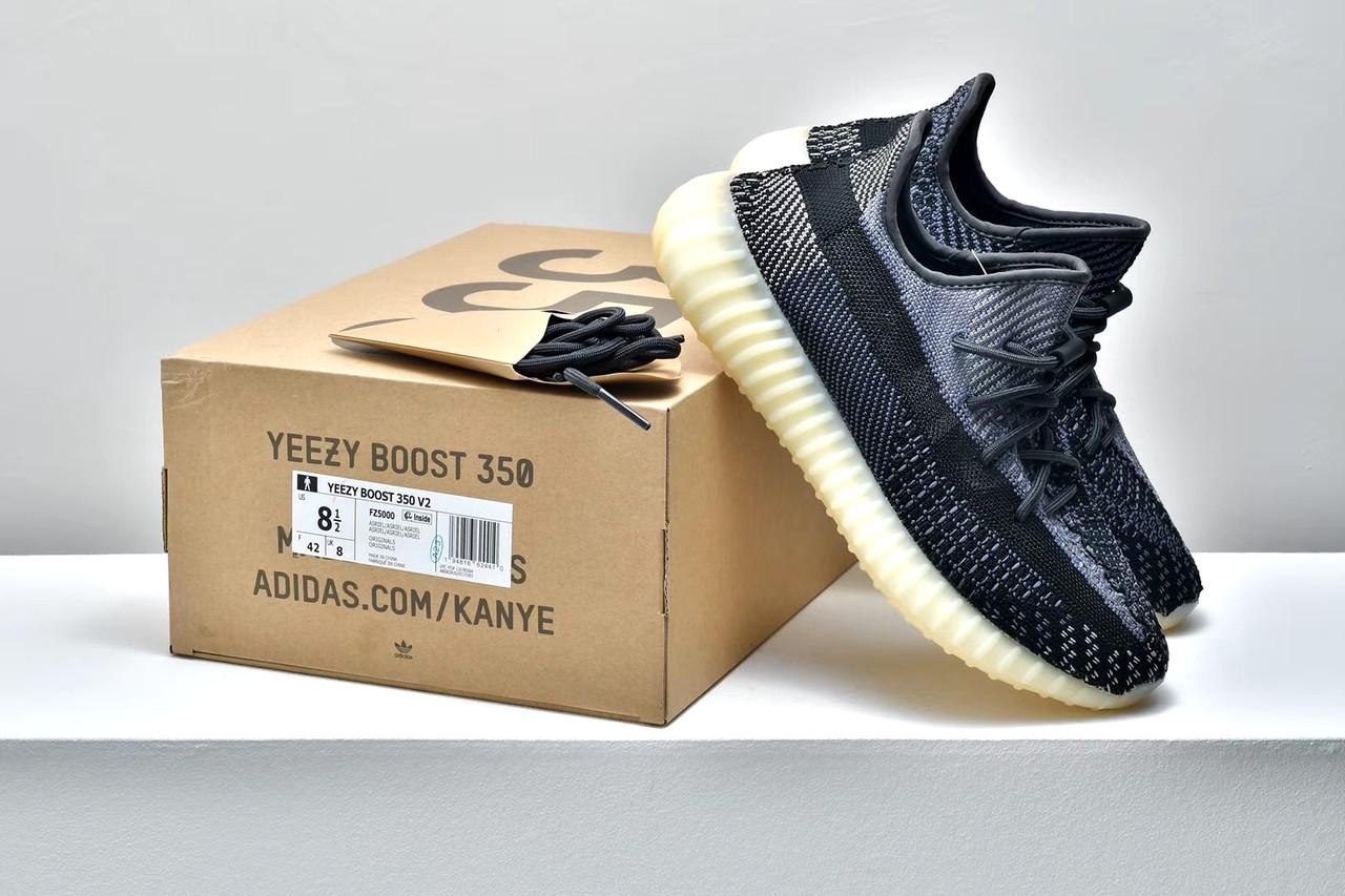 Adidas Yeezy Boost 350 V2 Carbon (36-46) - фото 8