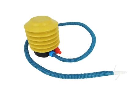 Полусфера гимнастическая с пупырышками, цвет сиреневый BOSU (диаметр 46 см), фото 2