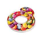 Круг для плавания BESTWAY Candy Delight 14+ 43186 (117-118 см, Винил)
