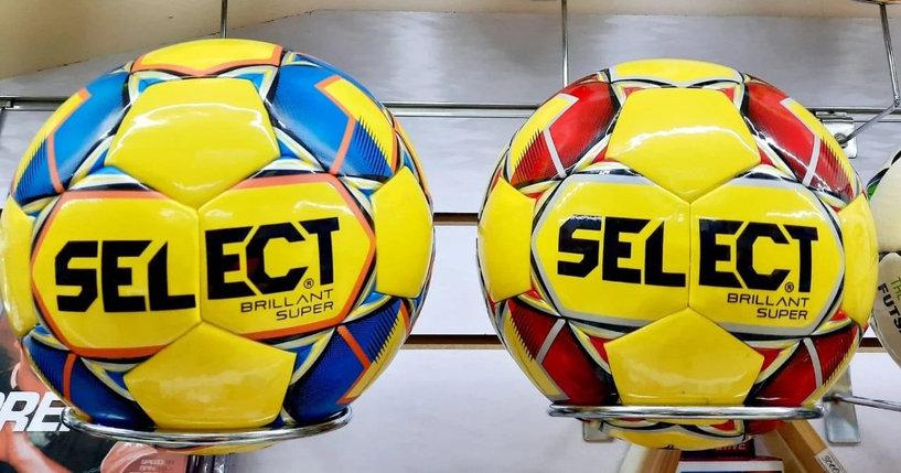 Футбольный мяч SELECT BRILLANT SUPER, фото 2