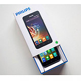 "Смартфон 5"" Philips V526 LTE синий, фото 3"