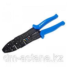 KING TONY Пассатижи 250 мм, для зачистки изоляции и обжима контактов KING TONY 6721-10