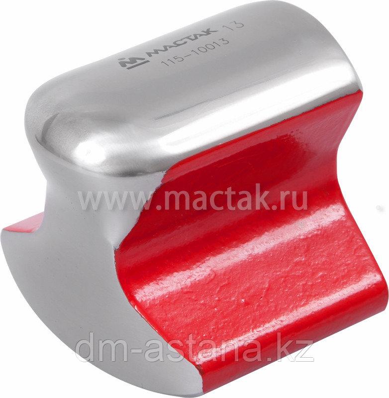 """МАСТАК Поддержка (наковальня) литая №13, """"наковальня"""" МАСТАК 115-10013"""