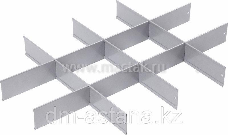 МАСТАК Металлический лоток (разделитель) для ящика инструментальной тележки, 580х406 мм МАСТАК 513-00581