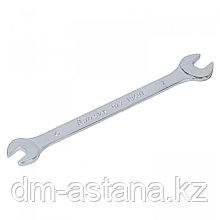 МАСТАК Ключ рожковый 6х7 мм МАСТАК 022-10607