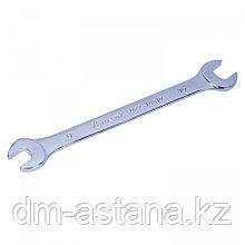 МАСТАК Ключ рожковый 8х10 мм МАСТАК 022-10810