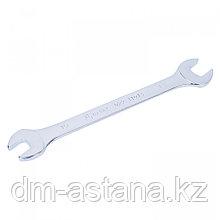 МАСТАК Ключ рожковый 10х13 мм МАСТАК 022-11013