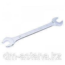 МАСТАК Ключ рожковый 14х15 мм МАСТАК 022-11415