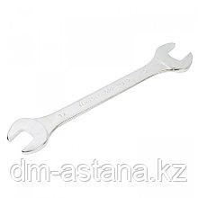 МАСТАК Ключ рожковый 17х19 мм МАСТАК 022-11719