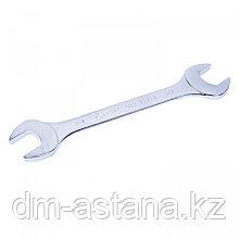 МАСТАК Ключ рожковый 24х27 мм МАСТАК 022-12427