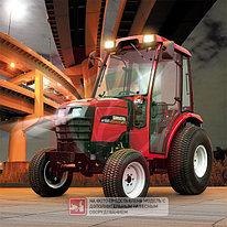 Многофункциональный трактор Shibaura ST333 HST 33 л.с.