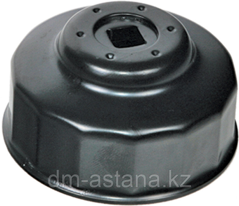 МАСТАК Съемник масляных фильтров, 80 мм, 15 граней, торцевой МАСТАК 103-44080