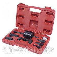 Набор комбинированных ключей, 8-24 мм, 11 предметов KING TONY 1211MR