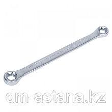 KING TONY Ключ накидной TORX E-стандарт E10-E12 KING TONY 19201012