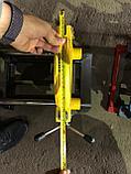 SKAT 63-160мм с 2мя держателями механический сварочный аппарат для стыковой пайки полиэтиленовых труб, фото 3