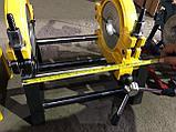 Механический сварочный аппарат для стыковой пайки полиэтиленовых труб от 63 до 160мм, фото 5
