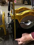 SKAT 63-160мм с 2мя держателями механический сварочный аппарат для стыковой пайки полиэтиленовых труб, фото 5
