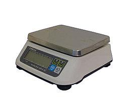 Настольные весы CAS SWN-06 RB