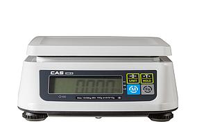 Настольные весы CAS SWN-15 RB