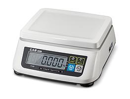 Настольные весы CAS SWN-30 RB