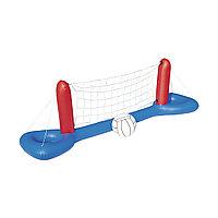 Надувной игровой центр BESTWAY Volleyball Set 52133 (244х64 см, Винил)