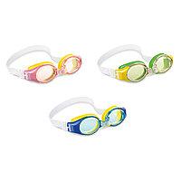 Очки для плавания INTEX Junior 3+ (55601)