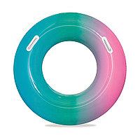 Круг для плавания BESTWAY Rainbow 10+ 36126 (91 см, Винил)