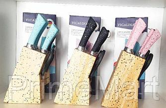 Набор кухонных ножей Vicalina vl-151, 8 предметов VICALINA,ZEPTER