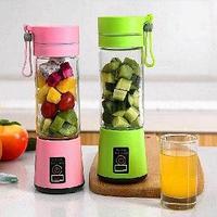 Портативный мини Блендер для смузи коктейлей USB Blender Juice Cup