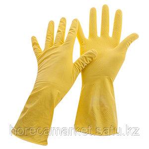 Перчатки для мытья посуды размер M
