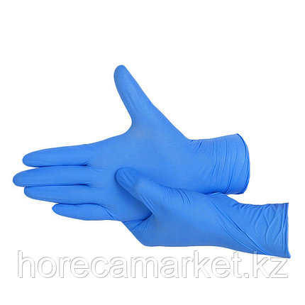 Перчатки нитриловые XL (100 шт), фото 2