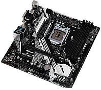 Материнская плата ASRock B365M PRO4-F, Socket 1151 (8-9 серии), 4xDDR4 (2666), 6xSATA3 RAID, 1xUltra M.2 (PCIe Gen3 x4), 1xD-Sub, 1xHDMI, 1xDVI,
