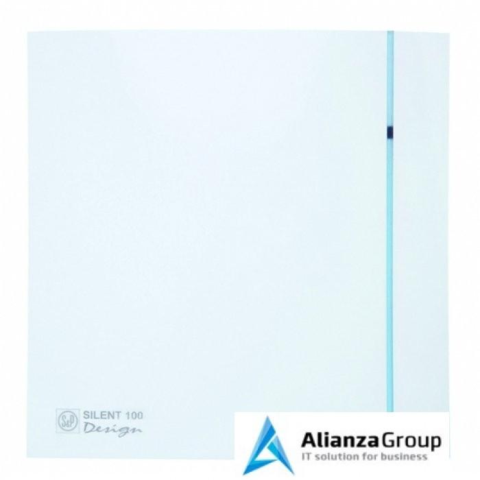 Вытяжка для ванной диаметр 100 мм Soler & Palau SILENT-100 CMZ DESIGN