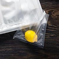 Вакуумный пакет 160х210 PET/PE. 65мкр