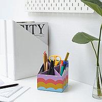 ЛАНКМОЙ Органайзер, разноцветный, синий, желтый, розовый, красный, разноцветный, фото 1